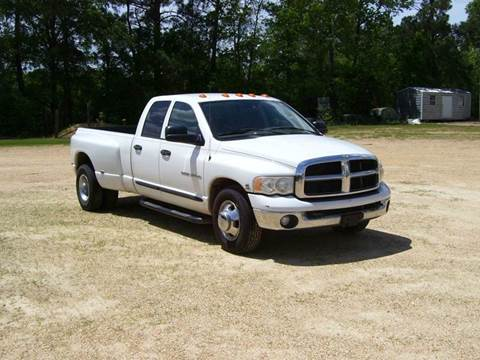 2005 Dodge Ram Pickup 3500 for sale in Tylertown, MS
