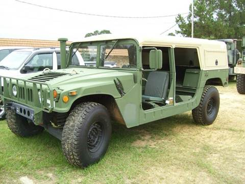 1993 AM General Hummer for sale in Tylertown, MS