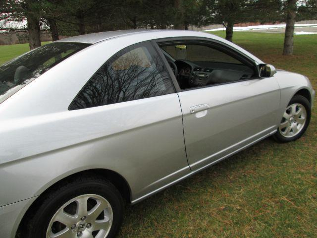 2003 Honda Civic EX Coupe 4-spd AT - Spencerport NY