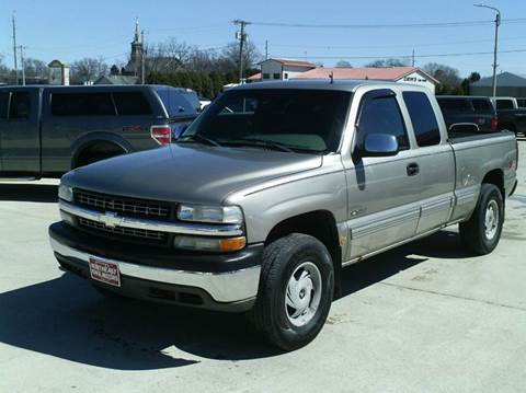 2002 chevrolet silverado 1500 for sale for Star motors iowa city