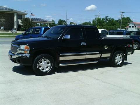 2004 GMC Sierra 1500 for sale in Cresco, IA