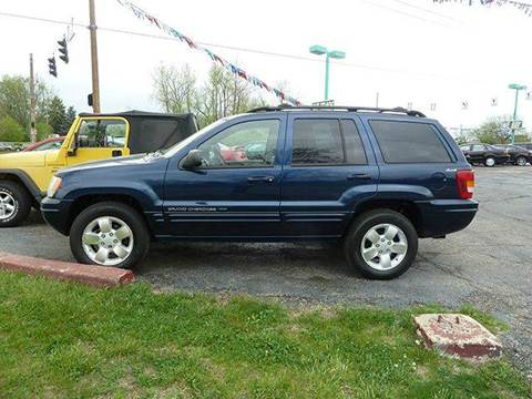 2001 Jeep Grand Cherokee for sale in Beaver Creek, OH