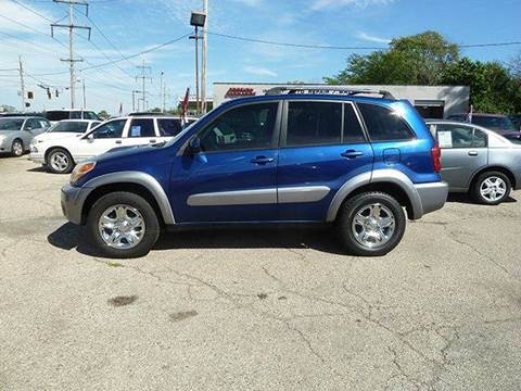 2004 Toyota RAV4 for sale in Beaver Creek, OH