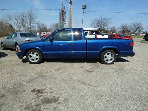 1999 Chevrolet S-10 for sale in Beaver Creek, OH