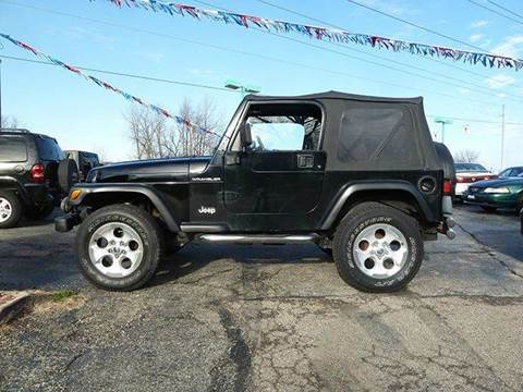 2002 jeep wrangler for sale memphis tn. Black Bedroom Furniture Sets. Home Design Ideas