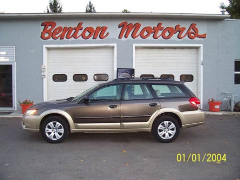 2008 Subaru Outback for sale in Penn Yan, NY