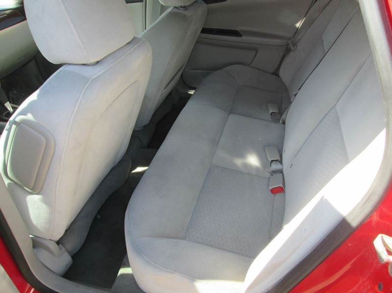 2011 Chevrolet Impala LT Fleet 4dr Sedan w/2FL - Fresno CA
