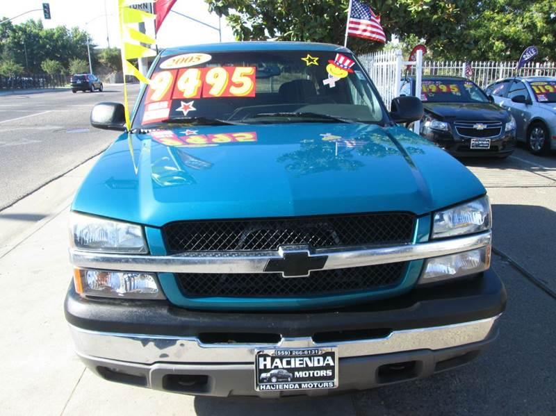 2005 Chevrolet Silverado 1500 4dr Extended Cab LS Rwd SB - Fresno CA