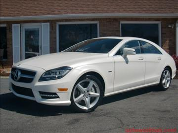 used mercedes benz cls for sale north carolina. Black Bedroom Furniture Sets. Home Design Ideas