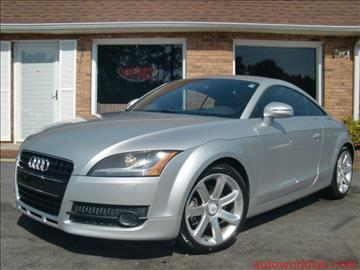 2008 audi tt for sale spanaway wa. Black Bedroom Furniture Sets. Home Design Ideas