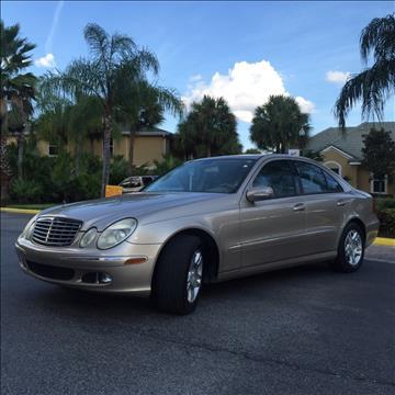 2006 Mercedes-Benz E-Class for sale in Tampa, FL