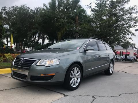 2007 Volkswagen Passat for sale in Tampa, FL