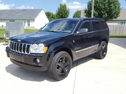 2006 Jeep Grand Cherokee for sale in Whiteland, IN
