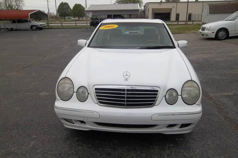 2001 Mercedes-Benz E-Class E 320 4dr Sedan - Rogers AR