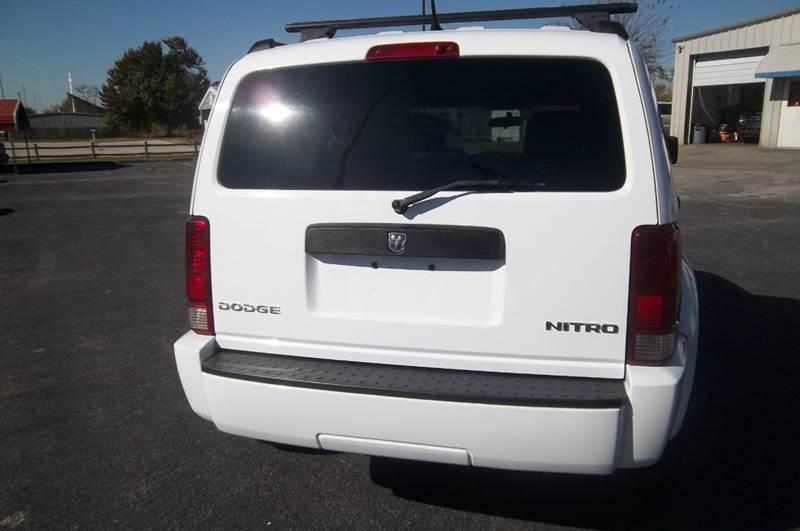 2011 Dodge Nitro 4x2 Heat 4dr SUV - Rogers AR