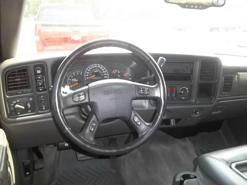 2006 GMC Sierra 1500 SLE1 4dr Crew Cab 4WD 5.8 ft. SB - Rogers AR