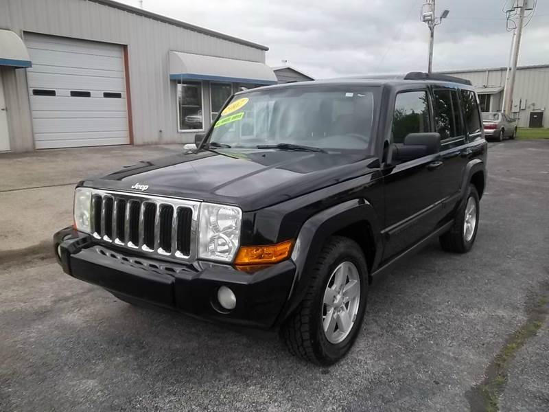 2007 Jeep Commander Sport 4dr SUV 4WD - Rogers AR