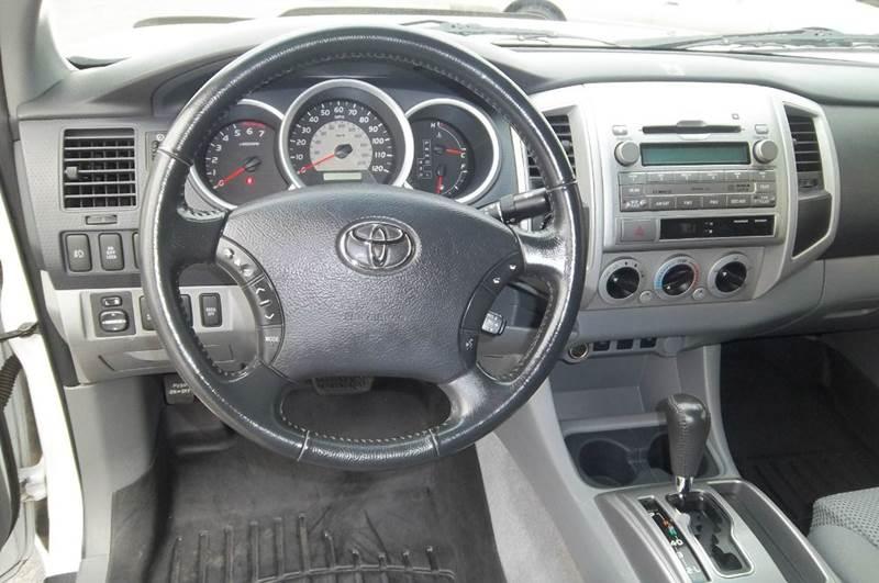 2010 Toyota Tacoma 4x4 V6 4dr Double Cab 5.0 ft SB 5A - Rogers AR