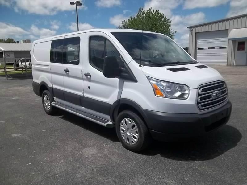 2016 Ford Transit Cargo 250 3dr SWB Low Roof Cargo Van w/60/40 Passenger Side Doors - Rogers AR