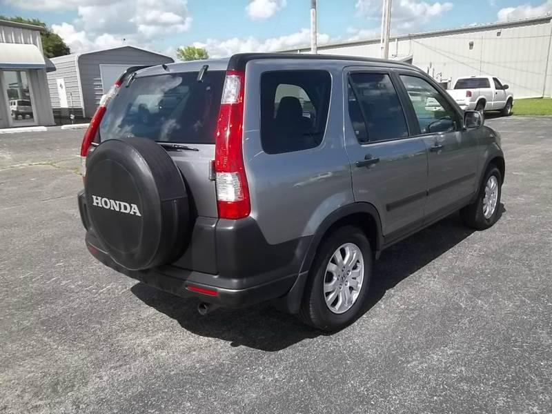 2006 Honda CR-V AWD EX 4dr SUV w/Automatic - Rogers AR