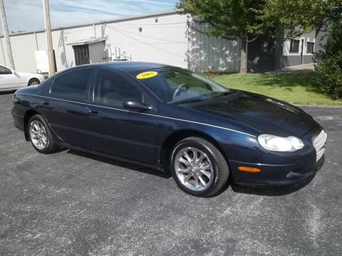 2002 Chrysler Concorde for sale in Rogers, AR