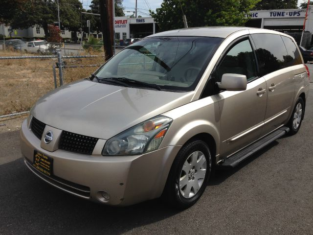 2004 NISSAN QUEST 35 S gold all available records show the odometer reading on this vehicle to be