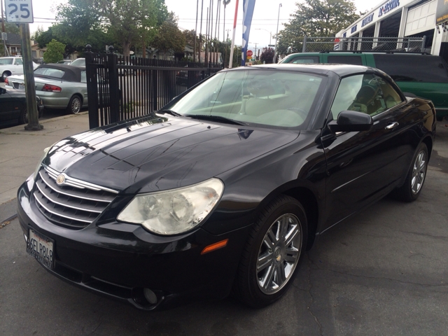2008 CHRYSLER SEBRING CONVERTIBLE LIMITED charc 129960 miles VIN 1c3lc65m58n101766