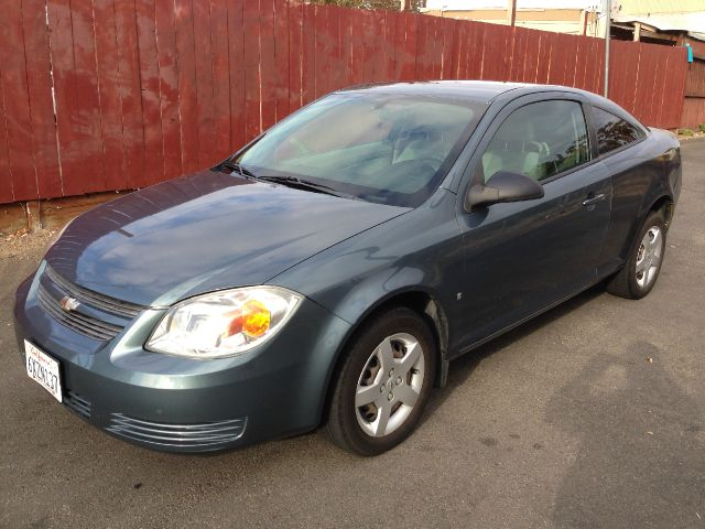 2007 CHEVROLET COBALT LS COUPE blue air conditioningamfm radioanti-brake system non-abs  4-wh