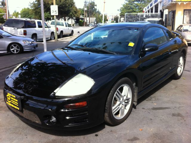2003 MITSUBISHI ECLIPSE GT black actual miles the interior is extra clean it was very well kept