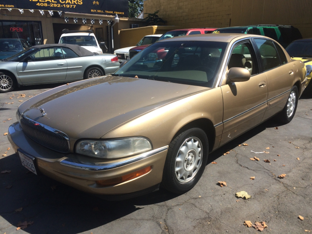 2000 BUICK PARK AVENUE BASE 4DR STD SEDAN gold abs - 4-wheel anti-theft system - alarm cassette