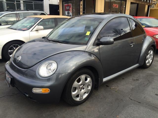 2003 VOLKSWAGEN NEW BEETLE GLS 2DR HATCHBACK gray abs - 4-wheel anti-theft system - alarm casset