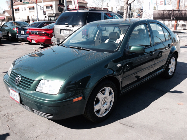 2000 VOLKSWAGEN JETTA GLX green abs brakesair conditioningalloy wheelsamfm radioanti-brake sy