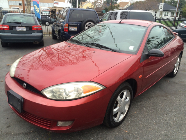 2002 MERCURY COUGAR BASE 2DR HATCHBACK burg anti-theft system - alarm center console clock crui