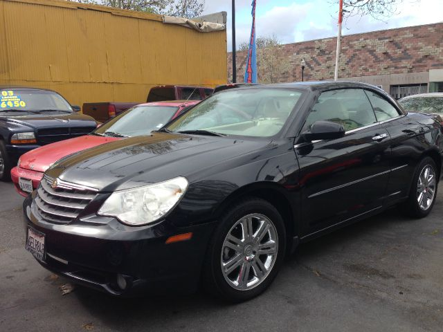 2008 CHRYSLER SEBRING CONVERTIBLE LIMITED charc abs brakesair conditioningalloy wheelsamfm ra