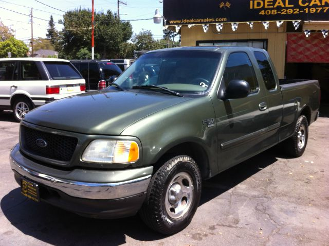 2003 FORD F150 XLT SUPERCAB 2WD green actual miles this automobile has a clean interior the exte