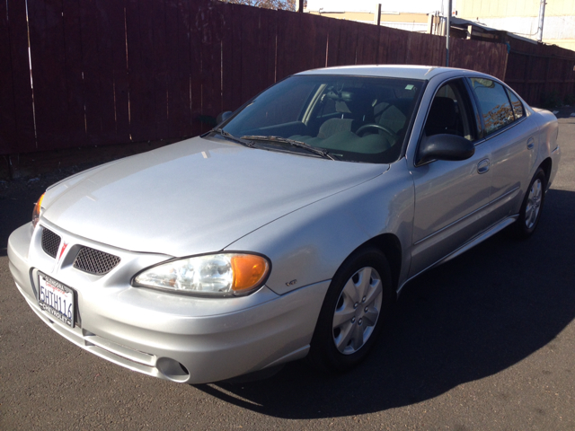 2005 PONTIAC GRAND AM SE SEDAN silver air conditioningamfm radioanti-brake system non-abs  4-