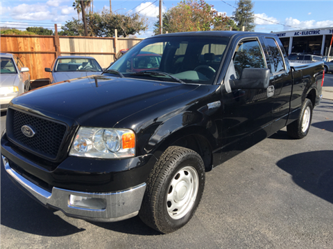 2004 Ford F-150 for sale in San Jose, CA