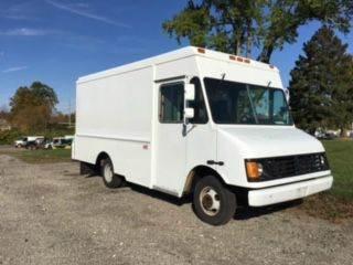 Workhorse Commercial Vans Pickup Trucks For Sale Brookville