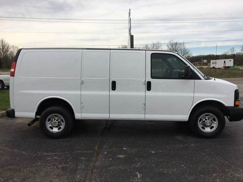 2016 Chevrolet Express Cargo for sale in Brookville, OH