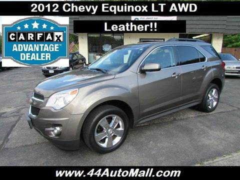 2012 Chevrolet Equinox for sale in Smithfield, RI