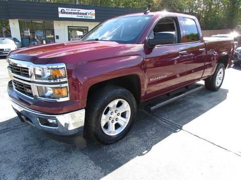 2014 Chevrolet Silverado 1500 for sale in Smithfield, RI