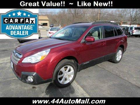 2013 Subaru Outback for sale in Smithfield, RI