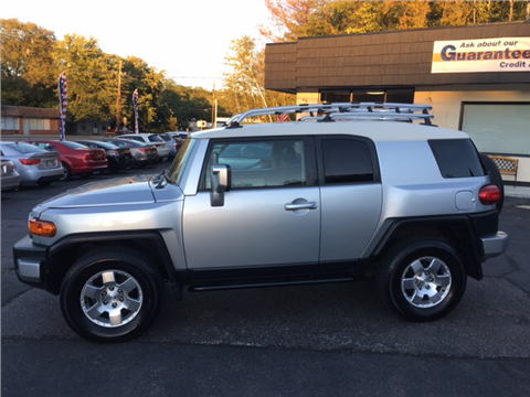 2007 Toyota FJ Cruiser for sale in Smithfield, RI