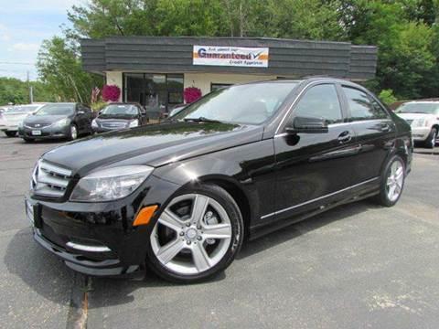 2011 Mercedes-Benz C-Class for sale in Smithfield, RI