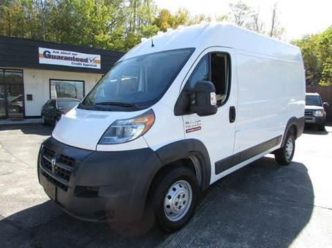 2014 RAM ProMaster Cargo for sale in Smithfield, RI
