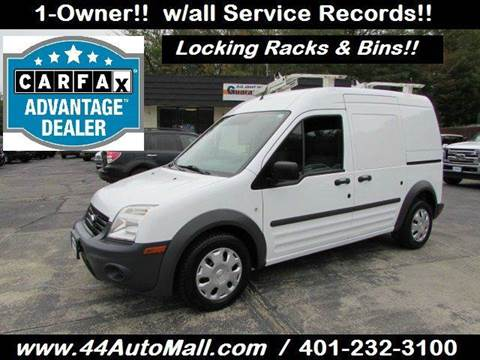 2012 Ford Transit Connect for sale in Smithfield, RI