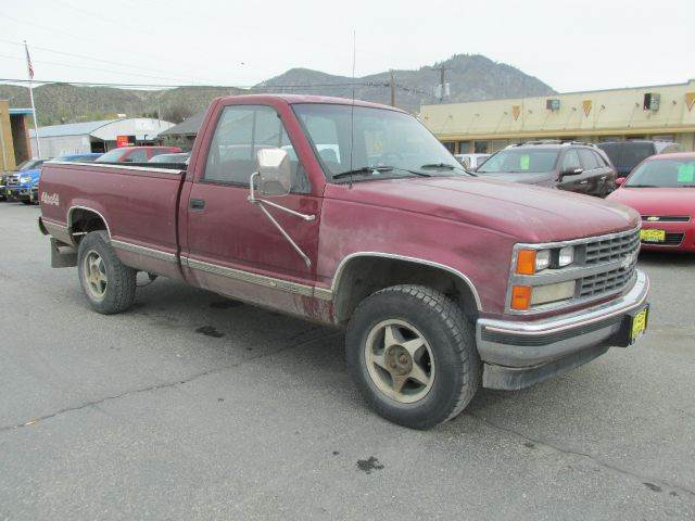 Pickup Trucks For Sale In Tonasket Wa