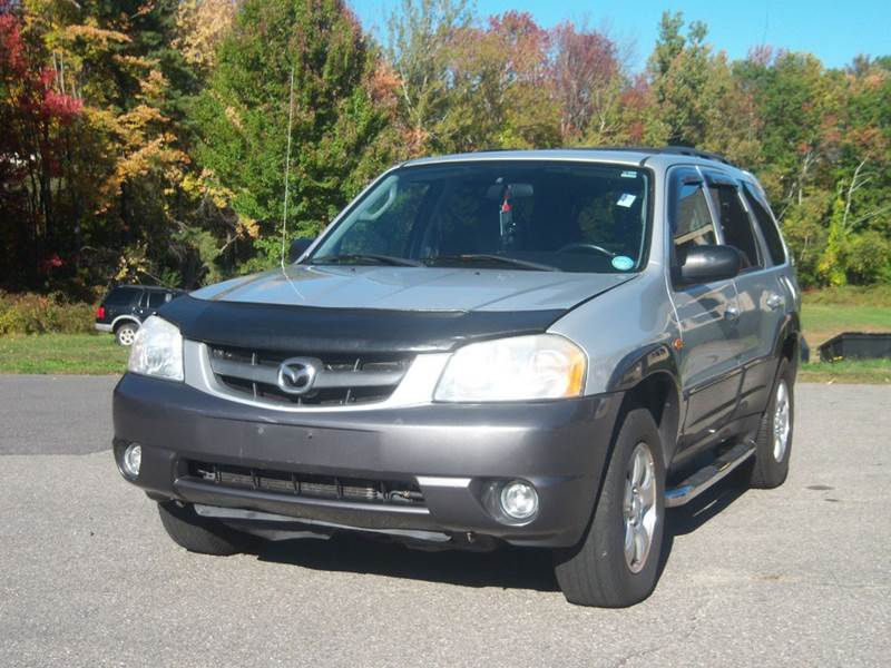 2004 mazda tribute lx v6 4wd 4dr suv in derry nh grey. Black Bedroom Furniture Sets. Home Design Ideas