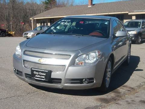 2008 Chevrolet Malibu for sale in Derry, NH