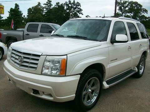 2004 Cadillac Escalade for sale in Henderson, TX